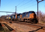 CSX X-086 lite engine move